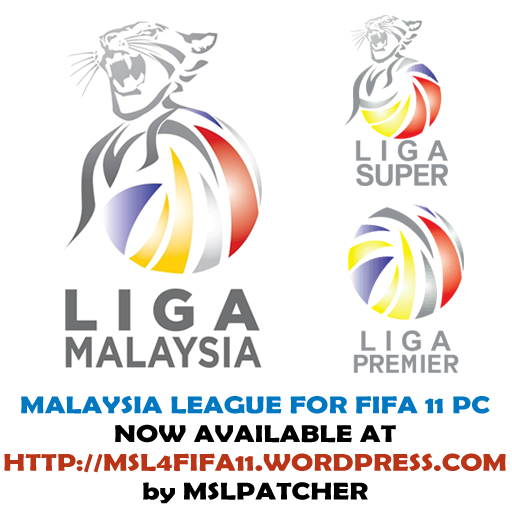 Malaysia Super League FIFA09, FIFA10 & FIFA11 (PC) Patch